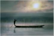 Barque au levant