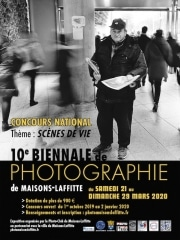 10e biennale Maison-Laffitte