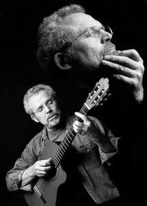 Guitariste, François Texier