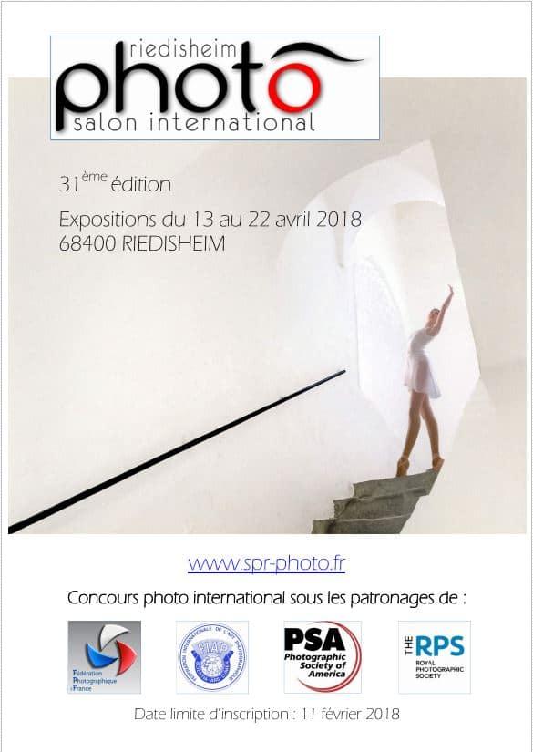 affiche concours spr 2018