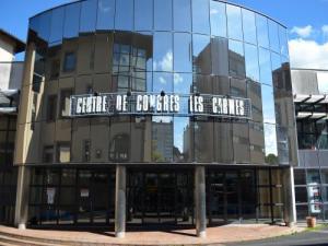 le centre des congrès les Carmes