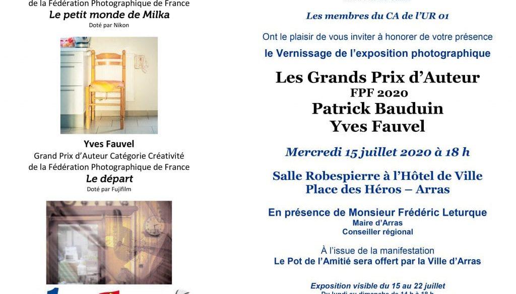 Invitation vernissage expo GPA 2020_07_15 Arras_DEF