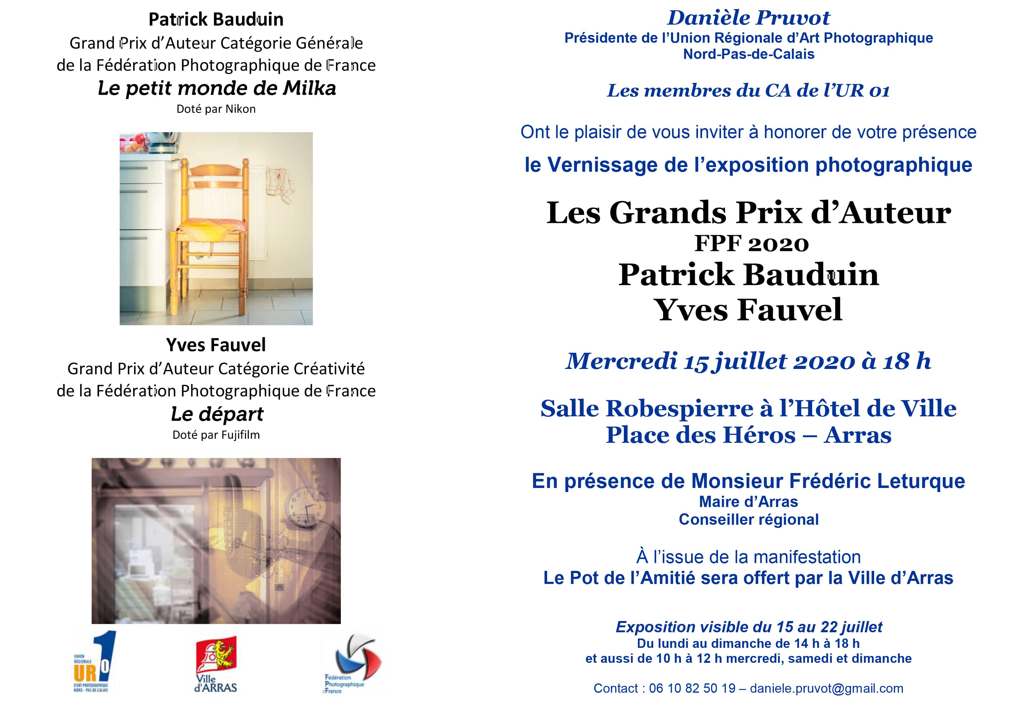 Invitation vernissage expo GPA 2020_07_15 Arras_DEF