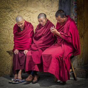 Shangri-La: monastère Song Zan Lin Si (松 赞 林 寺)